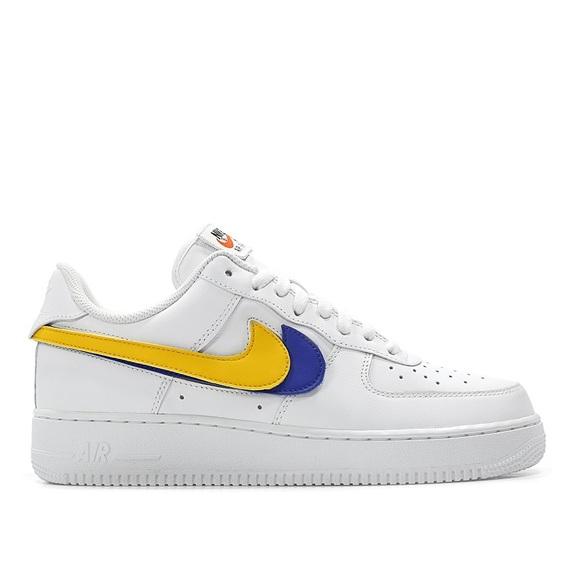 6aa1cb1e8d2fa Nike Shoes | 6m Swoosh Pack Air Force One | Poshmark